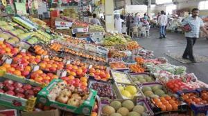 تراجع صادرات الأردن من الخضار والفواكه