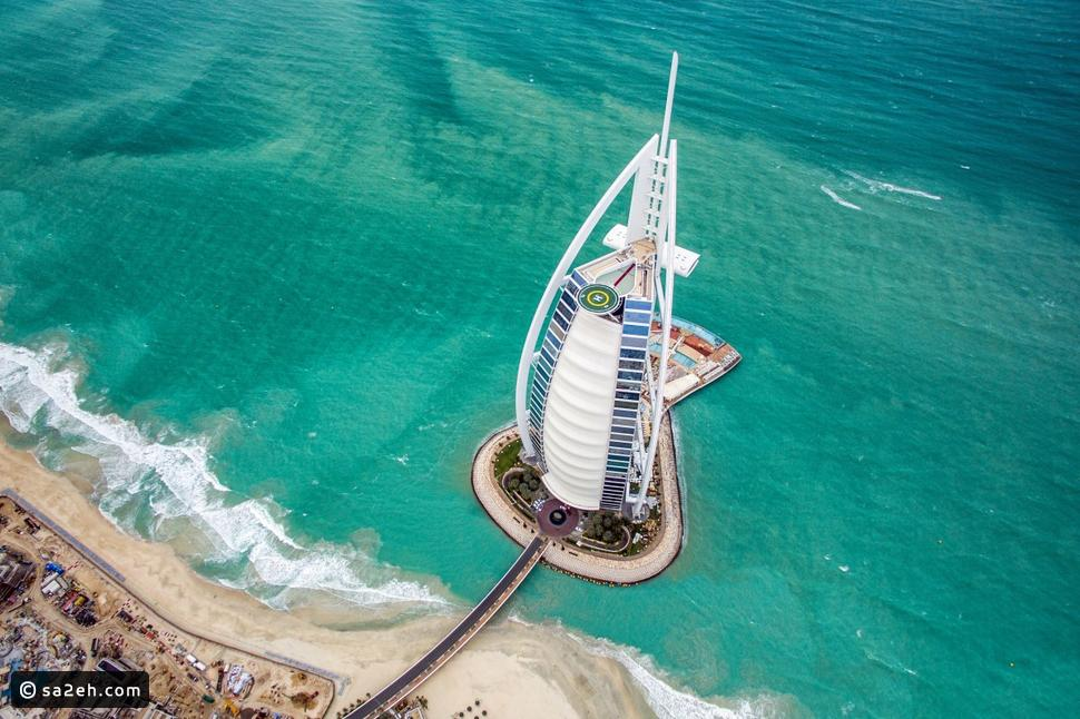 بالصور  ..  ما هو أغلى فندق في دبي؟