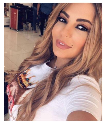 بالصورة  ..  ملابس ليليا الأطرش الكاشفة تشعل النار في وجهها مجدداً .. تعليقات قاسية جداً