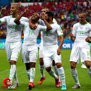 الجزائر تواصل بدايتها القوية بتصفيات إفريقيا