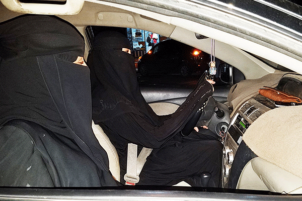 مطلوب لكبرى الجهات في السعودية مدربات قيادة سيارات للسيدات