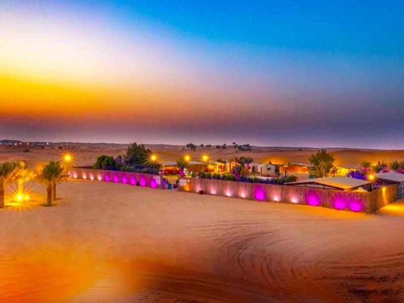 أجمل المناطق السياحية الشتوية في الخليج  .. صور