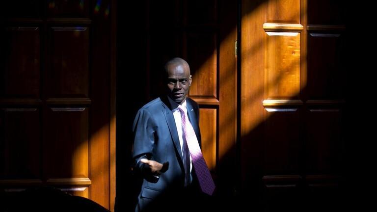 """لغز اغتيال رئيس هايتي يزداد غموضاً و التحقيق في الجريمة يكشف عن """"مكالمات تهديد و وعيد"""" للمحققين  ..  فيديو"""