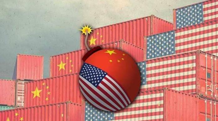 """ما هي الحرب التجارية التي خسرت امريكا على اثرها تريليون دولار .. """"تفاصيل"""""""