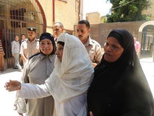 بالصور.. قصة سجينة عمرها 103 أعوام أفرج عنها السيسي