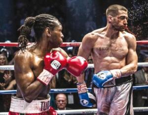 فيلم «الأعسر».. يعاين فن رياضة الملاكمة