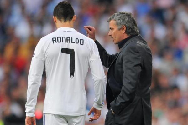 مورينيو قد يوقع ليوفنتوس ..  هل يوافق رونالدو؟
