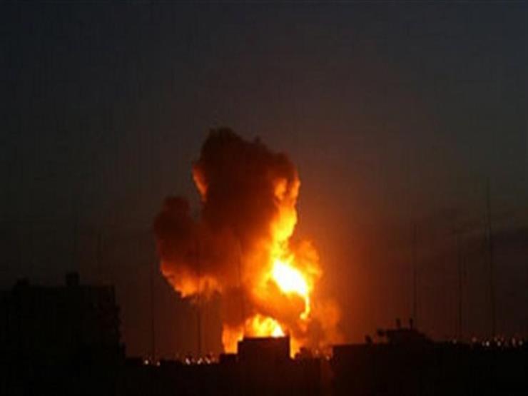 الاحتلال يقصف أراضي زراعية في غزة