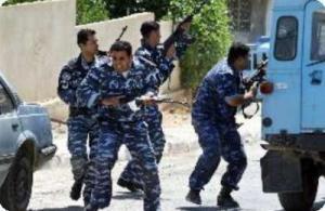 اعتقال 27 مشتبهًا بمقهى برفح بعد ضبط مواد مخدرة