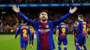 ميسي باق مع برشلونة