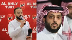تركي آل الشيخ يدخل في حرب كلامية مع نادي الأهلي المصري