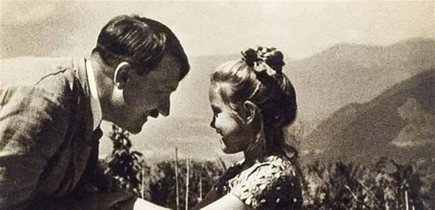 """كانت يهودية لكنه أحبها كما لم يُحب أبداً ..  تعرفوا الى """"حبيبة قلب"""" هتلر!"""