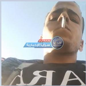 بالفيديو  ..  لص يفضح نفسه بعد سرقته هاتف صحافي خلال بث مباشر