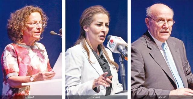 بدعم من جامعة عمان الأھلیة والسوید والاتحاد الأوروبي  ..  الرأي واليونسكو  تحتفلان بالیوم العالمي لحریة الصحافة