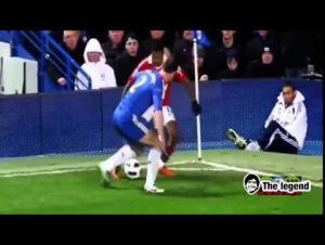 بالفيديو .. أفضل اللقطات والمراوغات في كرة القدم