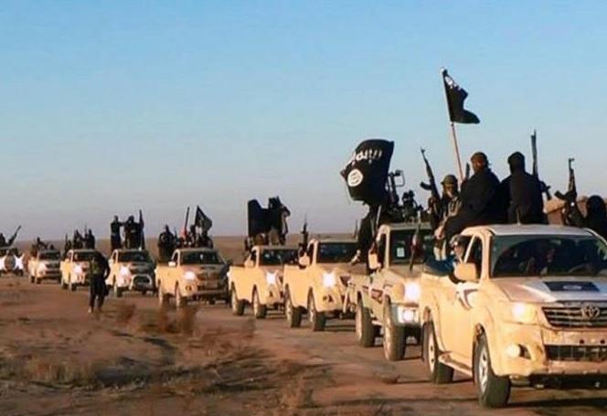القبض على عناصر من داعش كلفوا بتنفيذ عمليات إرهابية في الاردن
