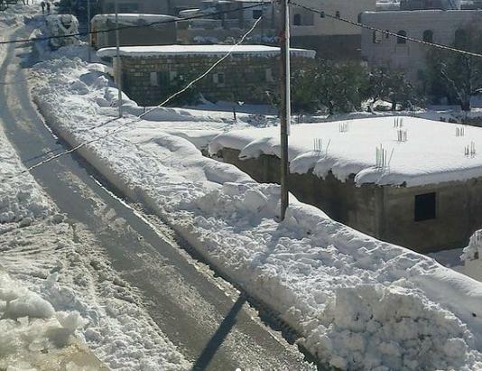 """طقس العرب: الشهر الحالي قد يشهد مزيداً من المنخفضات و فرص تساقط الثلوج """"وارد"""""""