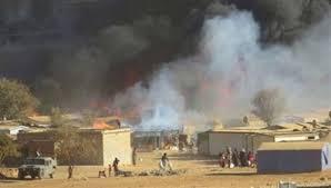 مقتل 4 أشخاص وجرح العشرات بانفجار عنيف قرب الحدود الاردنية