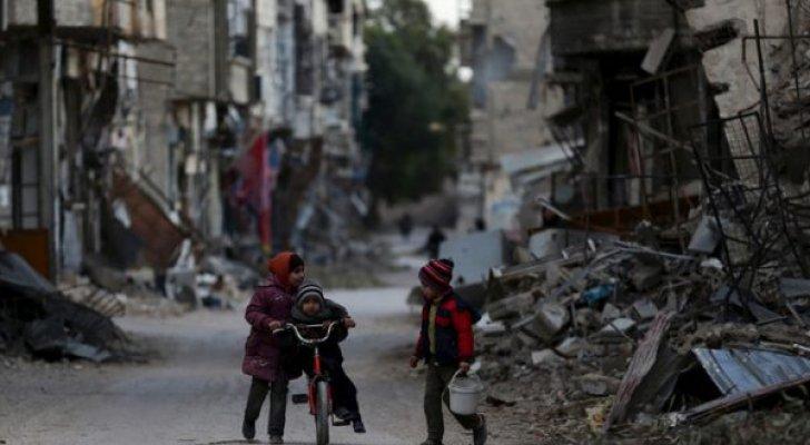 العراق يدعو لنزع فتيل الازمات في الشرق الاوسط