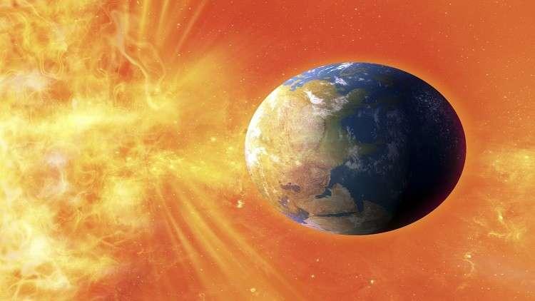 تعرف على تفاصيل العاصفة الشمسية الضخمة التي ستضرب الأرض غدا