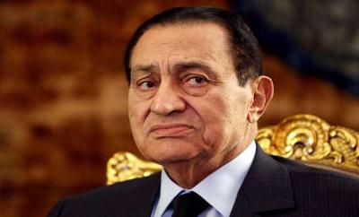 حسني مبارك طليق لأول مرة منذ ست سنوات