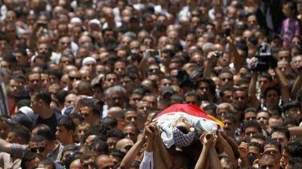 استشهاد فلسطيني بعد شهر من تعرضه لعملية دهس متعمدة