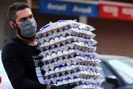 #خلوها_تفقس ..  حملة في لبنان لمقاطعة البيض لارتفاع سعره الذي وصل إلى 40 ألف ليرة للكرتونة