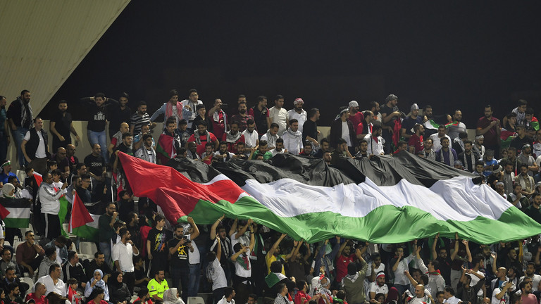 إسرائيل تعرقل إقامة نهائي كأس فلسطين لكرة القدم