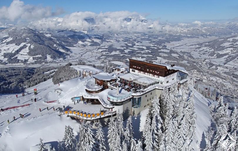 بالصور .. تعرف على كيتزبوهيلر ..  مركز الرياضات الشتوية في النمسا