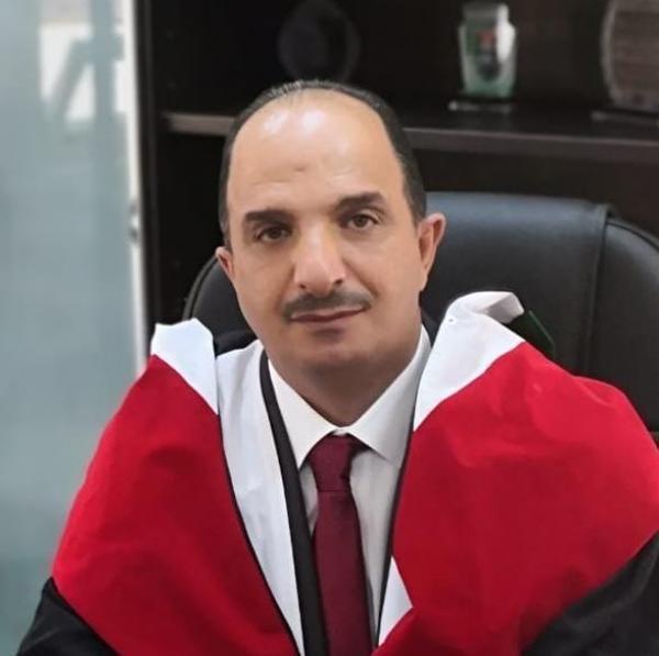 الدكتور مراد شنيكات ..  مبارك الترقية في جامعة البلقاء