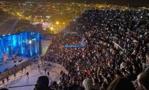 """البلبيسي مُعلقا على """"الاكتظاظ"""" في مهرجان جرش: سيتم تشديد الإجراءات و يجب ترك مساحة كرسي فارغ"""