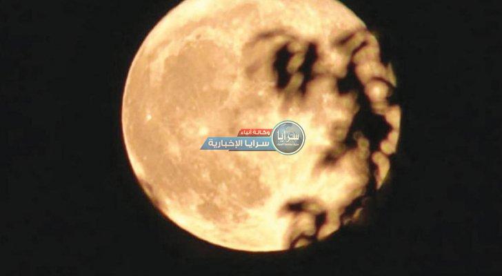 قمر الحصادين يضيء سماء الأردن الاثنين