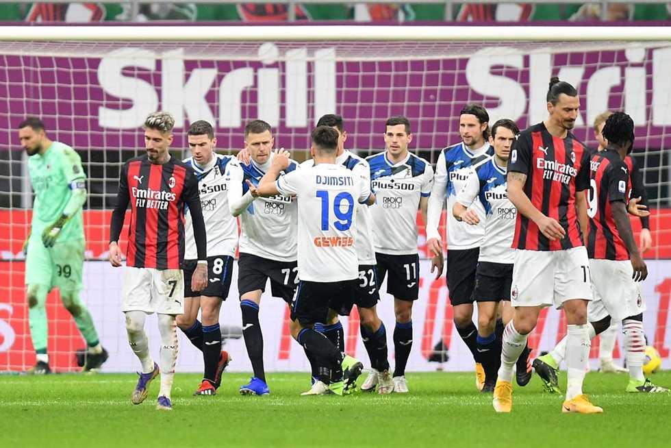 """سقوط مدوي لـ""""ميلان"""" في الدوري الإيطالي"""