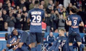 الدوري الفرنسي: صراع مفتوح في الأمتار الأخيرة