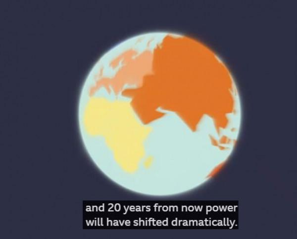 بالفيديو  ..  تقرير صادم ..  كيف سيكون العالم بعد 20 سنة؟