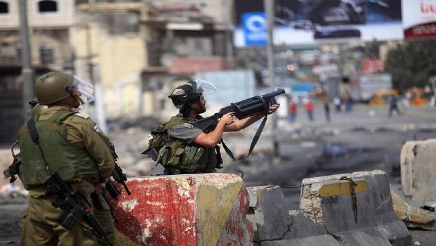 استشهاد طفل فلسطيني واصابة 10 آخرين برصاص الاحتلال في غزة