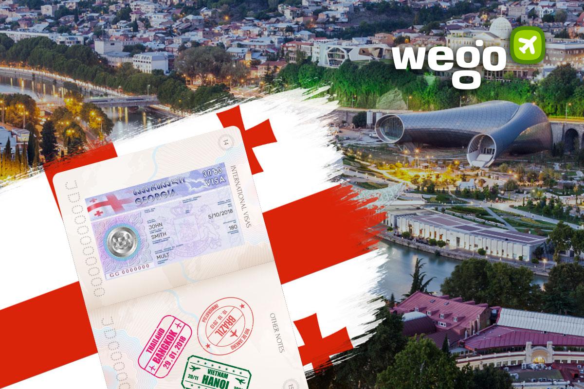 تأشيرة جورجيا: المتطلبات والشروط