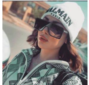 بسمة بوسيل تحدث ضجة بما نشرته عن انجابها من تامر حسني