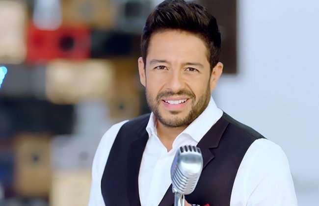 بالفيديو والصور  ..  محمد حماقي يعلن عن طريقة طرح ألبومه الجديد