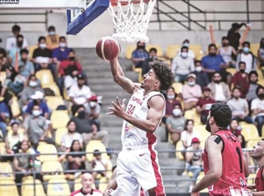 مصر يبلغ نهائي كأس الملك عبد الله لكرة السلة