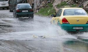 عودة أنخفاض درجات الحرارة  و فرصة لهطول زخات من المطر