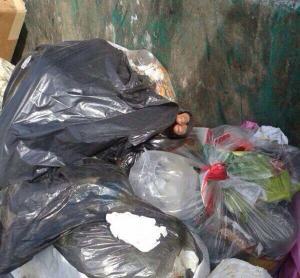 تركي يقتل زوجته ويرمي أشلاءها في النفايات