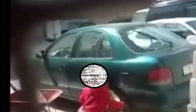 القبض على شاب ظهر في فيديو اثناء اعتداءه على طفلتين جنسيا في الزرقاء   ..  والامن يحذر من تداول الفيديو