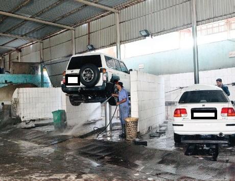 عجلون: وفاة عامل بصعقة كهربائية في محطة غسل سيارات