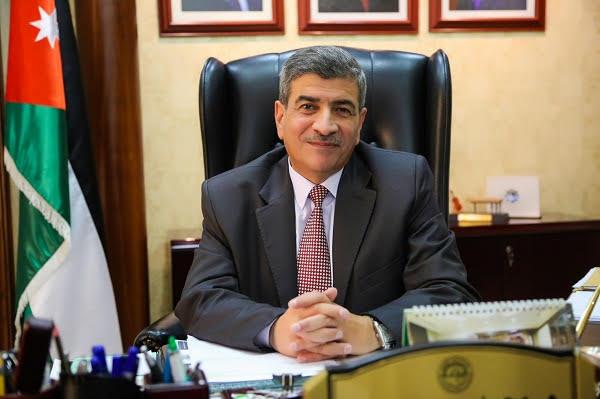 الأستاذ الدكتور محمد المجالي قائما بأعمال رئاسة جامعة الزيتونة الأردنية