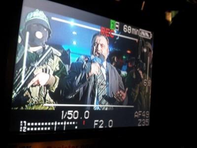 بالصور : مسلحّون من كتائب القسّام يظهرون علناً في مخيم جنين