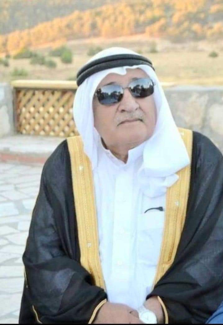 وزير الزراعه الاسبق احمد ال خطاب في ذمة الله