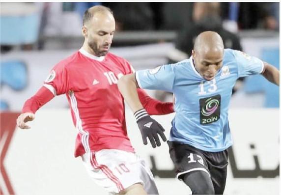 نهائي كأس الأردن: الفيصلي 0-1 الجزيرة