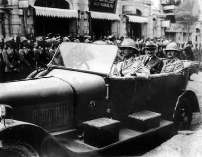 بالفيديو ..  مدينة نابلس قبل 75 عاما إبان الانتداب البريطاني