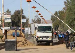 """لأول مرة منذ 4 سنوات .. النظام السوري يوافق على ادخال المساعدات الانسانية لـ""""داريا"""" المحاصرة"""